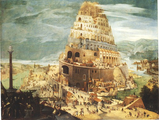 The Tower of Babel Affair